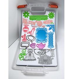 Joy! Crafts - 6200/0070 - Opbergbox voor stencils