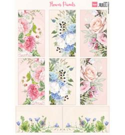 Marianne D Knipvel VK9592 - Flower Panels