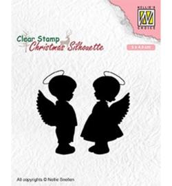 Nellie`s Choice CSIL008 - Angelgirl and -boy