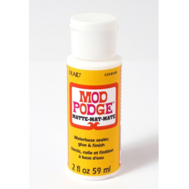 Mod Podge 59ml 2 oz. matte
