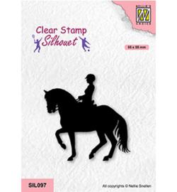 Nellie`s Choice - SIL097 - Equestrian sport