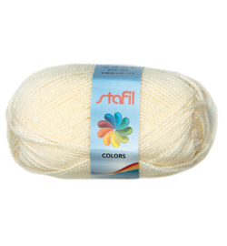 Stafil - 101020-02 - Colors Wool, Cream