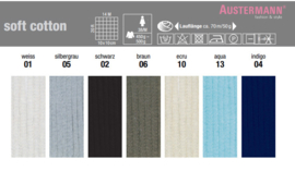 Austermann - Soft Cotton 010 ecru