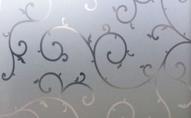Frosted glass vinyl A4 formaat