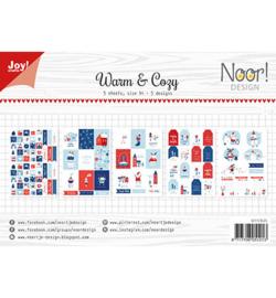 Noor! Design - 6011/0426 - Labelvellen - Warm&cozy