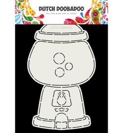 Dutch Doobadoo - 470.713.802 - DDBD Card Art Kauwgomballen automaat