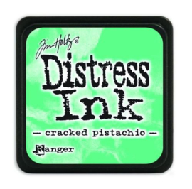 Tim Holtz distress mini ink cracked pistachio
