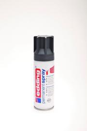Edding 5200 permanent spray mat antraciet (200ml)