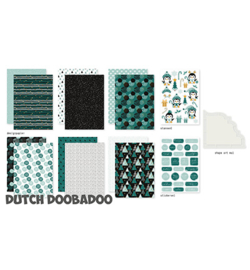 Dutch Doobadoo - 473.005.001 - Crafty Kit Chrismas Mood