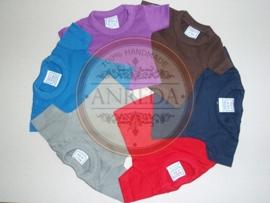 J&N mini T-shirt (diverse kleuren)