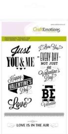 Valentijn - A6 teksten valentijn (engels) I