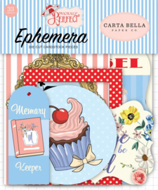 Carta Bella Practically Perfect Ephemera