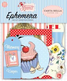 Carta Bella Practically Perfect Ephemera