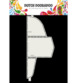 Dutch Doobadoo - 470713743 - Card Art Bendy