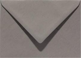 Papicolor Envelop C6 muisgrijs 105gr-CV 6 st 302944 - 114x162 mm
