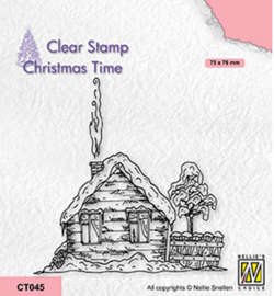 Nellie`s Choice - CT045 - Snowy cottage-2