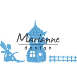 Marianne D Creatables LR0580 - Fairy tale house