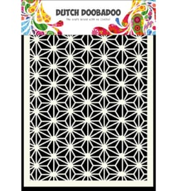 Dutch Doobadoo Mask Art Stars