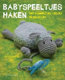 Forte Boek - Babyspeeltjes Haken - Annemarie Arts