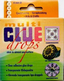 Multi glue drops 110 ST 4 mm