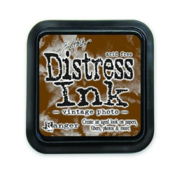 Ranger Distress Inks pad - vintage photo stamp pad TIM19527 Tim Holtz