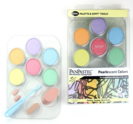 PanPastel Pearl (6) Painting Tray-Kit