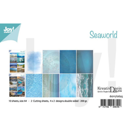 Joy! Crafts - 6011/0625 - Bille - Design Seaworld