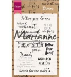 Marianne D CS1018 - Dream sentiments UK