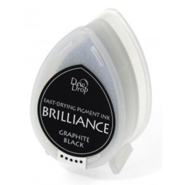 Brilliance Dew Drop, Graphite Black
