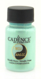 Cadence Twin Magic verf goudaqua 01 070 0019 0050 50 ml