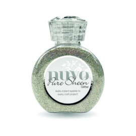 Nuvo Pure sheen glitter - mirrorball 719N