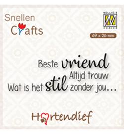 Nellie`s Choice - DTPCS006 - Best vriend Altijd trouw Wat is het stil..