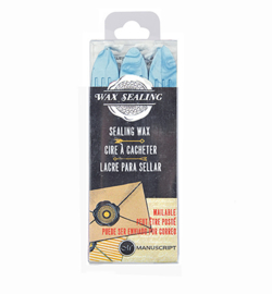 MSH7633BLU - Powder Blue - Sealing Wax with Wick