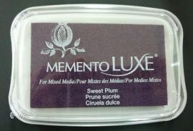 Memento inktkussen De Luxe Sweet Plum ML-000-506