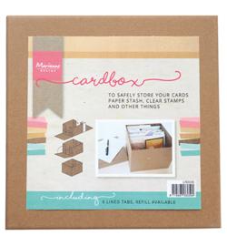 Marianne D LR0035 - Cardbox
