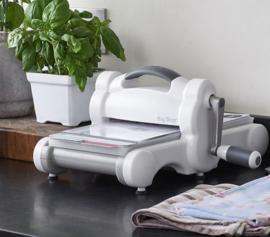 Sizzix Big Shot Machine Only White & Grey 660200 (A5)
