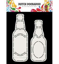 Dutch Doobadoo - 470.713.829 - DDBD Card Art Bierflesjes