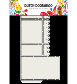 Dutch Doobadoo - 470713057 - Dutch Box Art scallop