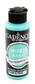 Cadence Hybride acrylverf (semi mat) Mintgroen 01 001 0044 0120 120 ml