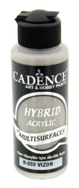 Cadence Hybride acrylverf (semi mat) Mink - grijs 01 001 0059 0120 120 ml