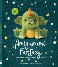 Forte Boek - Amigurumi fantasy joke vermeiren
