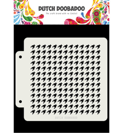 Dutch Doobadoo - 470715144 - Dutch Mask Art Pepita
