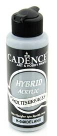 Cadence Hybride acrylverf (semi mat) Delano 01 001 0040 0120 120 ml