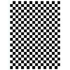 Darice Embossing Folder - Checkered