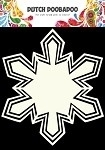 Dutch Shape Art - Snowstar
