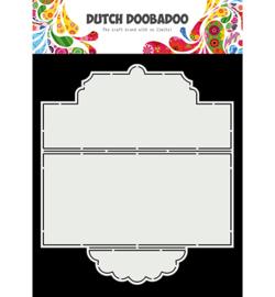 Dutch Doobadoo - 470.713.874 - Card Art Slimline Tie card