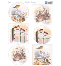 Marianne D Knipvel - MB0198 - Mattie's Mooiste - Rabbits