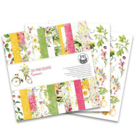 Piatek13 - Paper pad The Four Seasons - Summer 12x12 P13-SUM-08 12x12