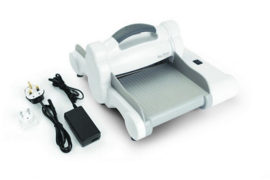 Sizzix Big Shot Express Machine Only White & Grey 660850 (A5 electr.)