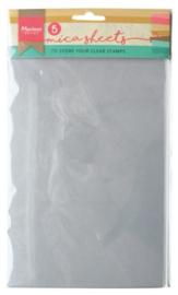 Marianne D Storage Stamp sheets LR0008 16,5x27,0cm
